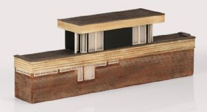 Scenecraft 42-254 Low Relief Power Signal Box - SPECIAL OFFER